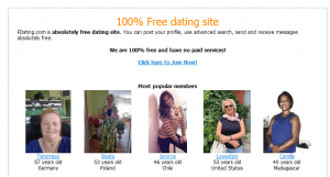 free dating sites in usa